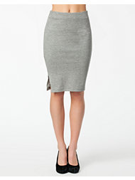 Noisy May Zally Zip Skirt
