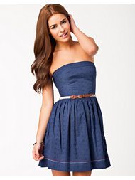 Hilfiger Denim Fayna Strapless Dress