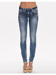 Hilfiger Denim Sophie Multi Zip Jeans