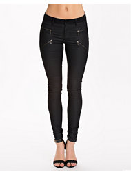 Noisy May Four Slim Zip Pants