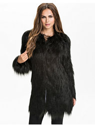 Unreal Fur Wander Coat