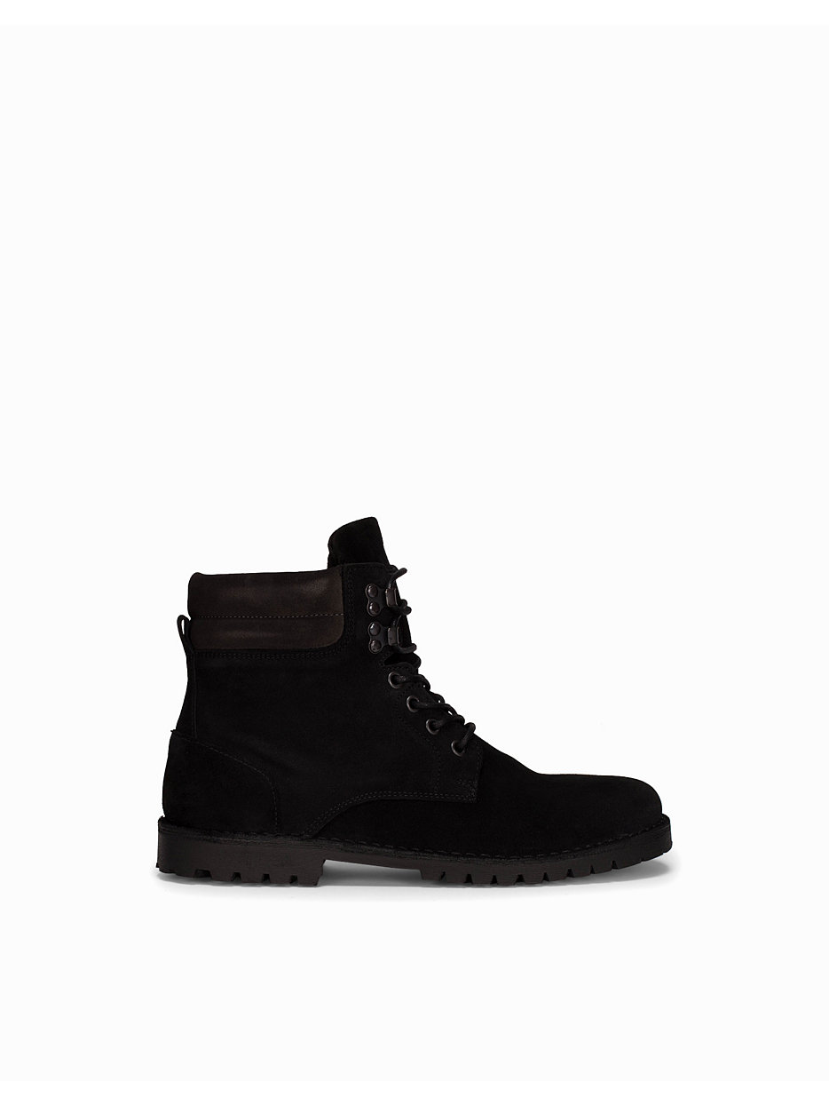 Bland Lace Up Boot