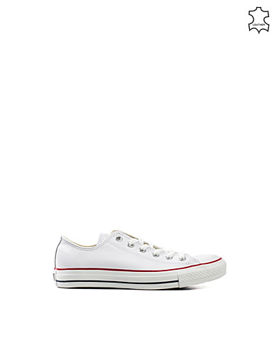 VARDAGSSKOR - CONVERSE / ALL STAR LEATHER OX - NELLY.COM