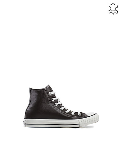 VARDAGSSKOR - CONVERSE / ALL STAR LEATHER HI - NELLY.COM