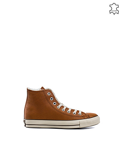 VARDAGSSKOR - CONVERSE / ALL STAR SHEARLING HI - NELLY.COM
