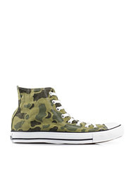 Converse All Star Print Camo Hi
