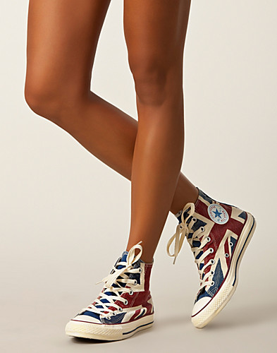 EVERYDAY SHOES - CONVERSE / ALL STAR UNION JACK HI - NELLY.COM