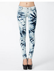 Fornarina Eva Stretch Denim Pant
