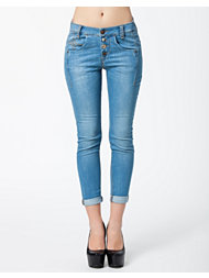 Fornarina Sompey Soft Stretch Denim Pant
