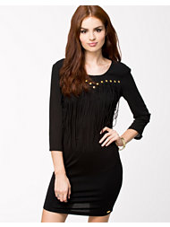 Fornarina Belmont Black Dress