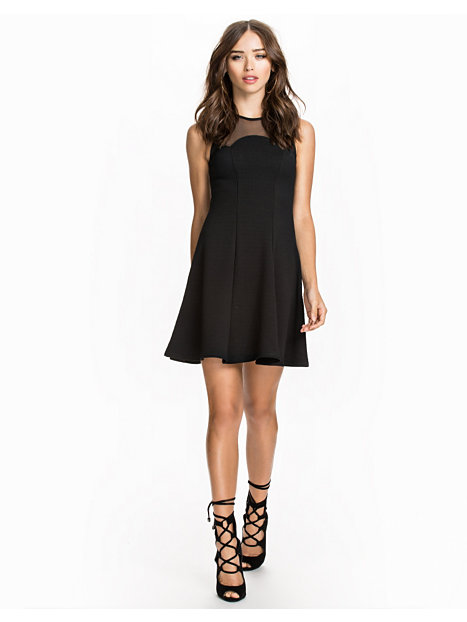 Amazing  Dress  New Look  Black  Party Dresses  Clothing  Women  Nelly