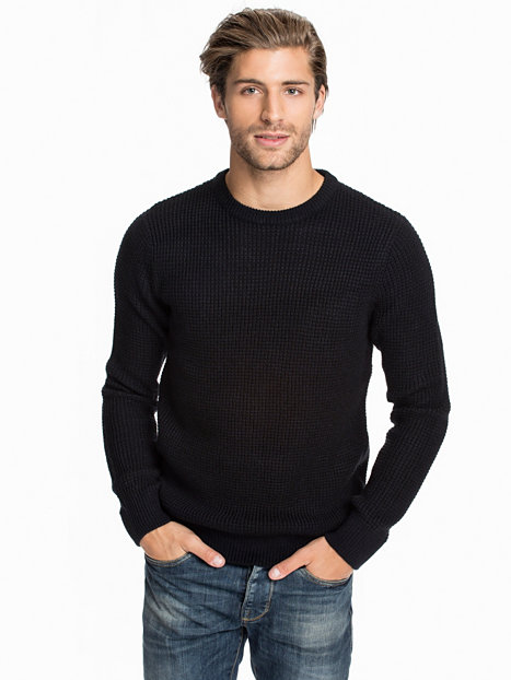 Tuck stitch new new look navy jumpers cardigans for No tuck shirts mens