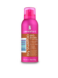 Lee Stafford Dry Shampoo Mid Brown