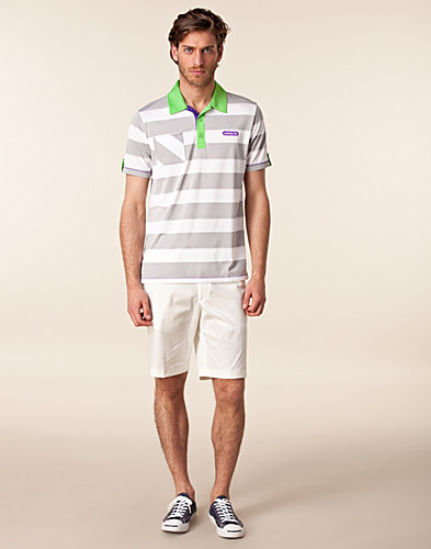T-SKJORTER - ADIDAS GOLF / RUGBY POCKET POLO - NELLY.COM