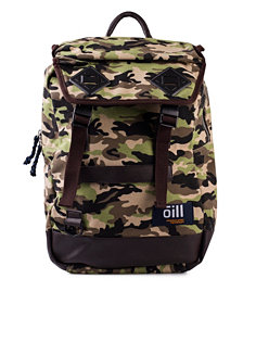 Oill Drew Backpack Camouflage