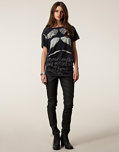 TOPPAR - STELLA NOVA / OBSESSED WITH MEN T-SHIRT - NELLY.COM