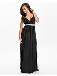 NLY Eve Embellishment Maxi Dress