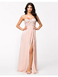 NLY Eve Sparkle Bustier Dress