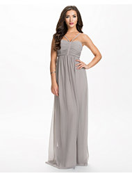 NLY Eve Sparkle Strap Dress