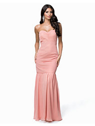 NLY Eve Wrinkles Mermaid Dress