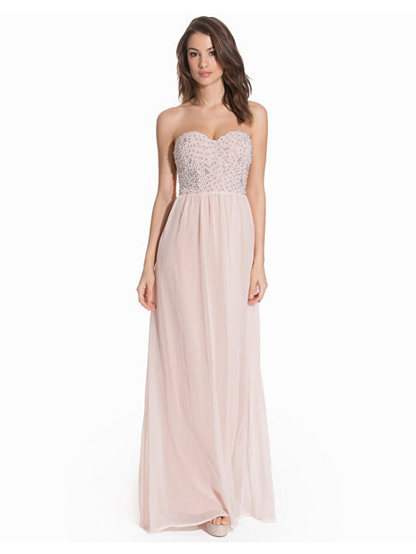 Sparkly Bustier Gown
