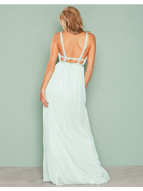 Diamond Strap Gown