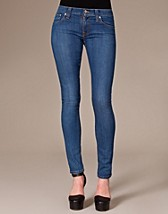 TIGHT JOHN FLAT DENIM