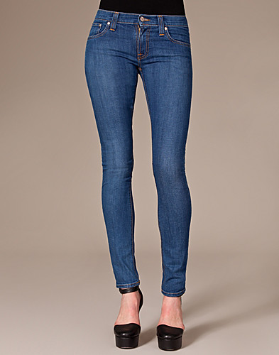 JEANS - NUDIE JEANS / TIGHT JOHN FLAT DENIM - NELLY.COM