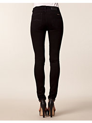 Nudie Jeans High Kai Organic Black