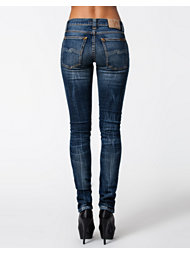Nudie Jeans Tight Long John Organic Grey Blues