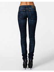 Nudie Jeans Tight Long John Organic Calm Blues