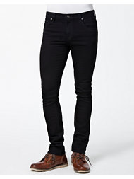 Nudie Jeans Tube Tom Org. Black