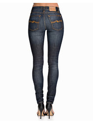 Nudie Jeans Tube Tom Gloom Blue