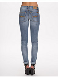 Nudie Jeans Tight Long John Pure Blue