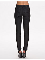 Nudie Jeans Skinny Lin Back In Black