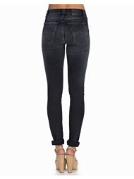 Nudie Jeans High Kai Black Used
