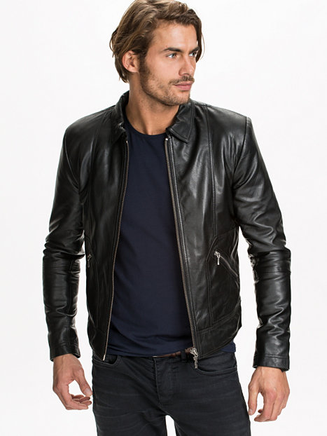 Nudie jonny leather jacket