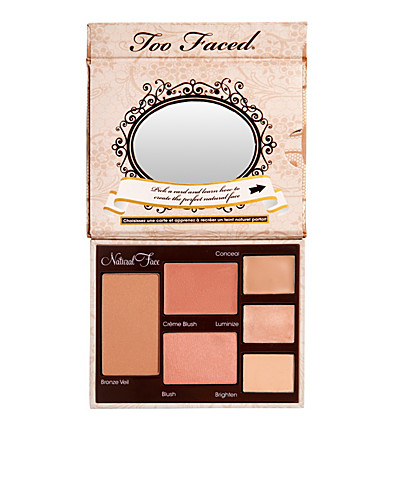 MAKE UP - TOO FACED / NATURAL FACE PALETTE - NELLY.COM