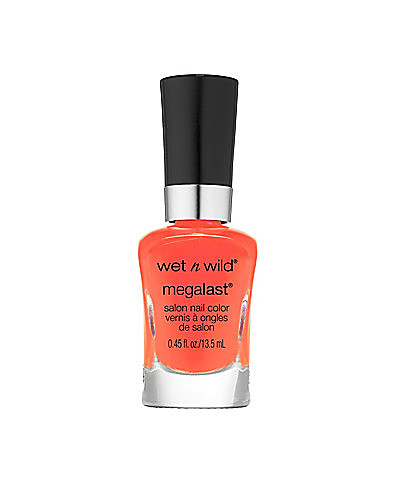 NAIL POLISH - WET N' WILD / MEGALAST NAIL COLOR - NELLY.COM