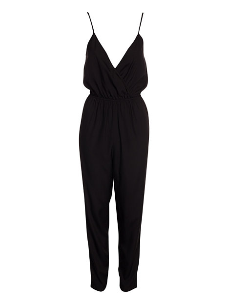 Wrap It Jumpsuit