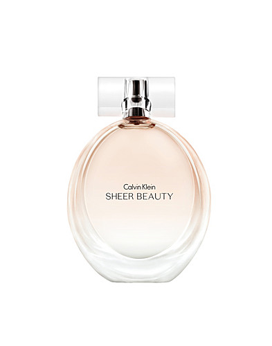 FRAGRANCES - CALVIN KLEIN PERFUME / SHEER BEAUTY EDT 50ML - NELLY.COM