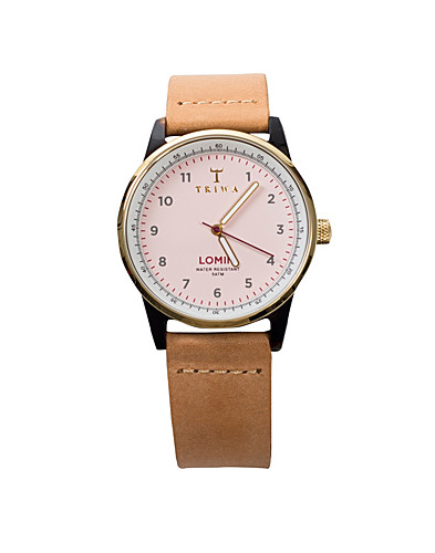 WATCHES - TRIWA / PASTEL PINK LOMIN - NELLY.COM