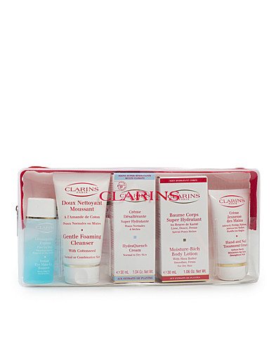 BODY CARE - CLARINS / TRAVEL PARTNER SET - NELLY.COM