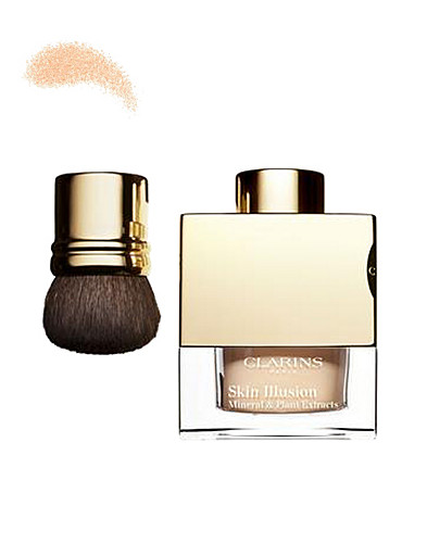 MAKE UP - CLARINS / LOOSE POWDER FOUNDATION SPF10 - NELLY.COM