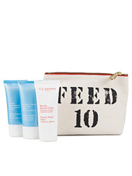 Clarins Feed Project 2014