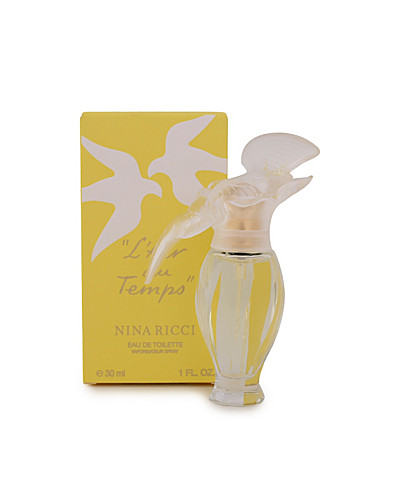 FRAGRANCES - NINA RICCI / L'AIR DU TEMPS EDT/DOVE SPRAY 30 ML - NELLY.COM