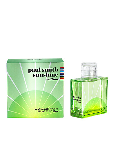 FRAGRANCE - PAUL SMITH PERFUME / SUNSHINE EDITION EDT 100ML - NELLY.COM