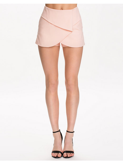 Origami Skort - Miss Selfridge - Nude - Pants u0026 Shorts - Clothing - Women - Nelly.com