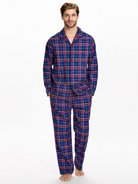gb pyjama set polo ralph lauren underwear clarance plaid sleepwear underwear men. Black Bedroom Furniture Sets. Home Design Ideas