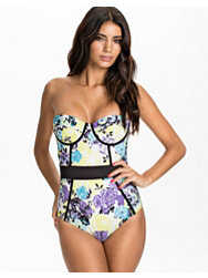 River Island Floral Swimsuit